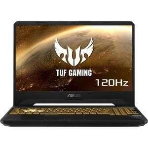 "PC Portable 17.3"" Asus TUF765DU-AU081T - FHD, Ryzen 7-3750H, RAM 16Go, 512Go SSD, GTX1660Ti 6G + Windows 10"