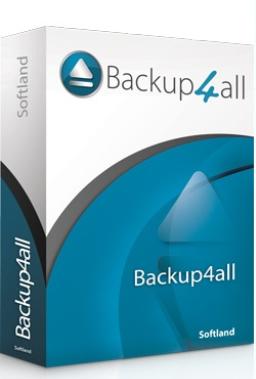 Logiciel de sauvegarde de données pour Windows Backup4all 8.3 gratuit sur PC (Dématérialisé)