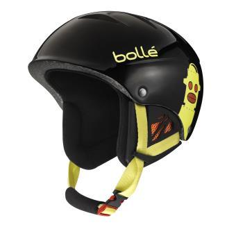Sélection de casques de ski en promotion - Ex: Casque de ski Bollé B-Kid - 49-53 cm, Noir