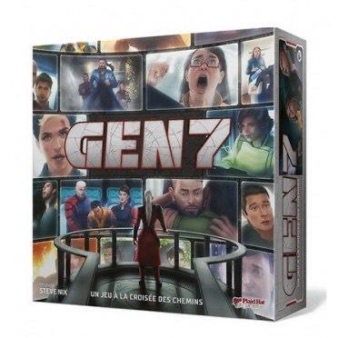 Jeu de société GEN7