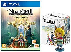 Ni No Kuni II: Revenant Kingdom Prince's Edition sur PS4 + Figurine Chibi