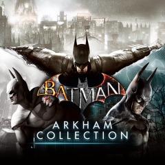 [Abonnés PS+] Batman: Collection Arkham sur PS4 (Dématérialisé)