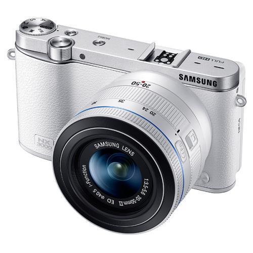 Appareil photo hybride Samsung NX3000 + Objectif 20-50 MM
