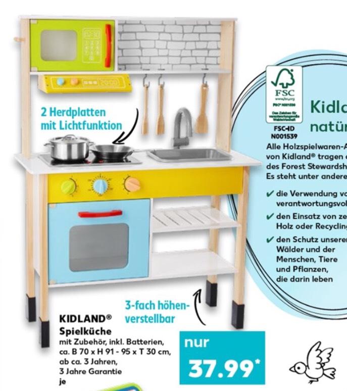 Cuisine en bois pour enfant (Frontaliers Allemagne)