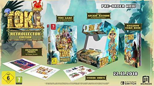 Toki Collector's Edition sur Nintendo Switch