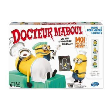 Jeu de société Dr Maboul - Moi Moche Et Méchant