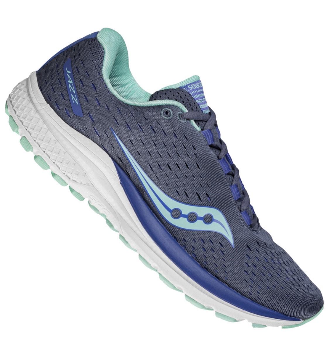 Paire de chaussures de running Saucony Jazz 20 - Taille 36 à 44,5
