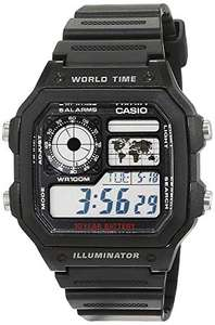 Montre Homme Casio Collection AE-1200WH (Vendeur tiers)