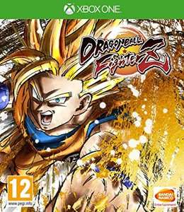Dragon Ball Fighter Z sur Xbox One / PS4