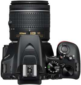 Appareil Photo Reflex Nikon D3500 + Objectif 18-55mm AF-P DX VR