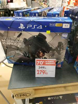Console Sony PS4 1To + Fifa 20 ou Call Of Duty - Nice (06)