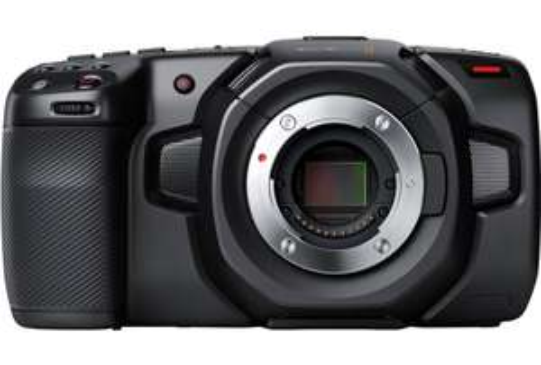"Caméra Blackmagic Pocket Cinema - 4k 60 fps, 5"""