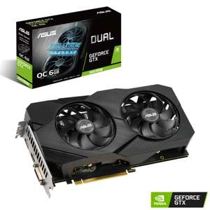 Carte graphique Asus GTX 1660 Super - 6 Go GDDR6