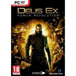 Deus Ex: Human Revolution sur PC