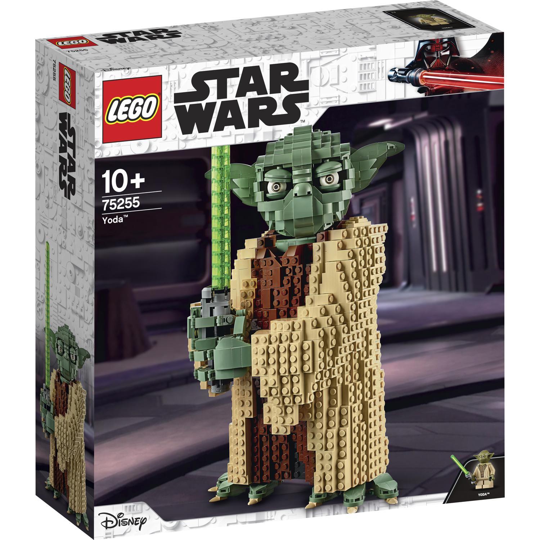 Jouet Lego Star Wars - Yoda (75255 - Via 22.50€ sur la Carte de Fidélité)