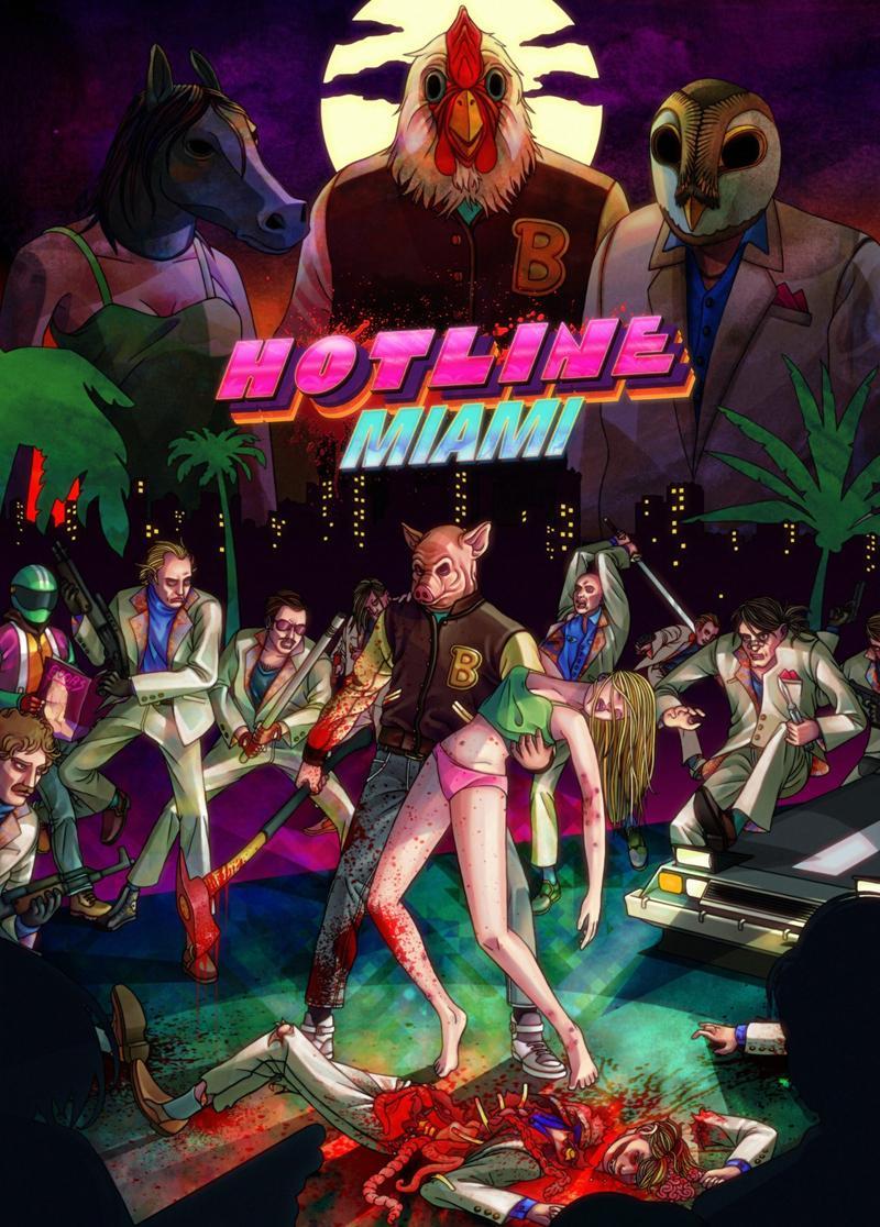Promotion sur une sélection de jeux indés (Dématérialisé) - Ex : Hotline Miami