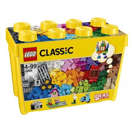 LEGO Classic - Boîte de briques créatives deluxe (10698)