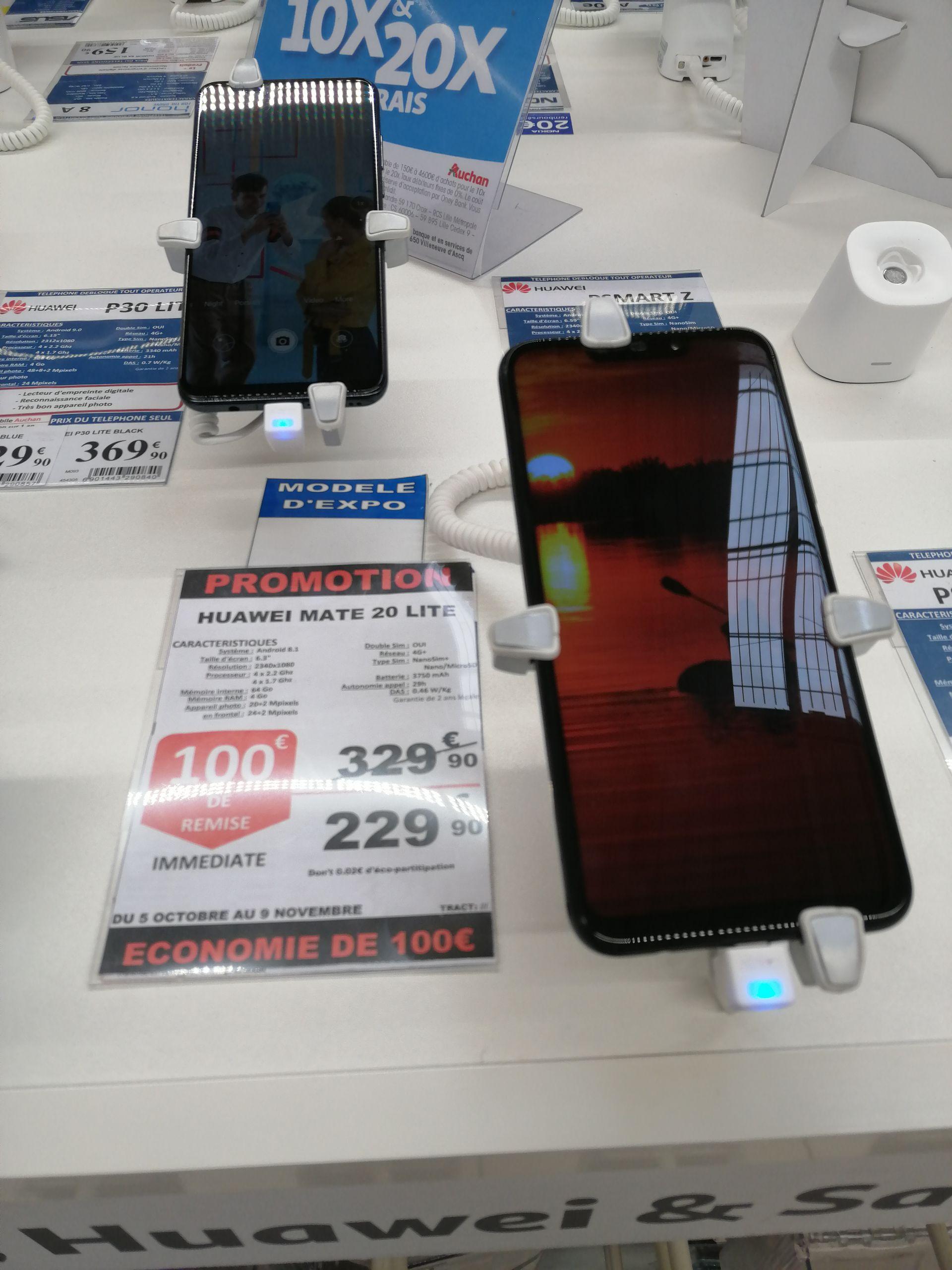 Smartphone Huawei Mate 20 Lite - 64 Go (Caluire 69)