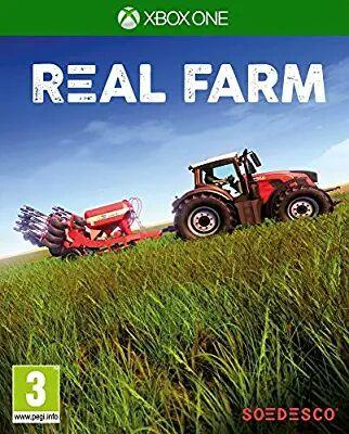 Jeux Real Farm sur Xbox One