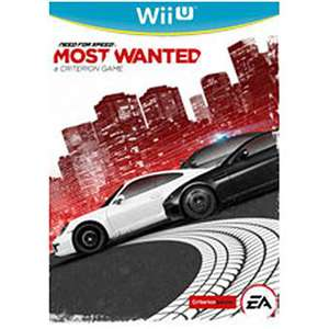 Jeu Need For Speed Most Wanted sur Wii U
