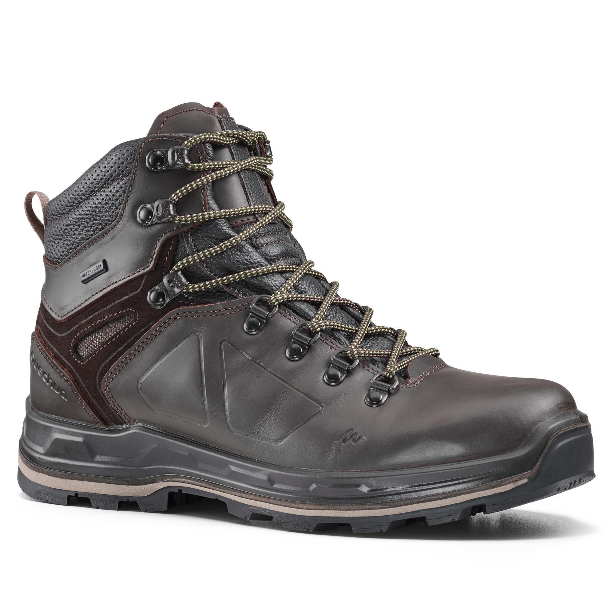 Chaussures de randonnée Trek500 pour Homme - Tailles 39, 43, 46, 47 et 48