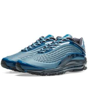 Paire de chaussures Nike Air Max Deluxe Teal - Anthracite et vert
