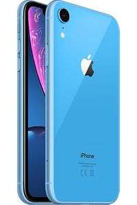 "Smartphone 6.1"" Apple iPhone XR - 64 Go, Bleu (+30.35€ en SuperPoints)"