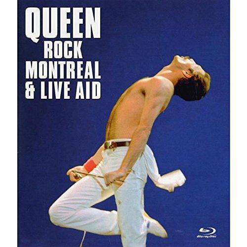 Blu-Ray concert Queen - Rock Montreal & Live Aid
