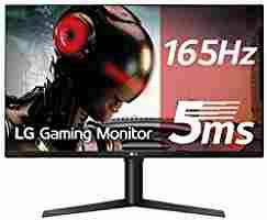 "Ecran PC 32"" LG 32GK850G - WQHD, Dalle VA, 165 Hz, 5 ms, G-Sync"