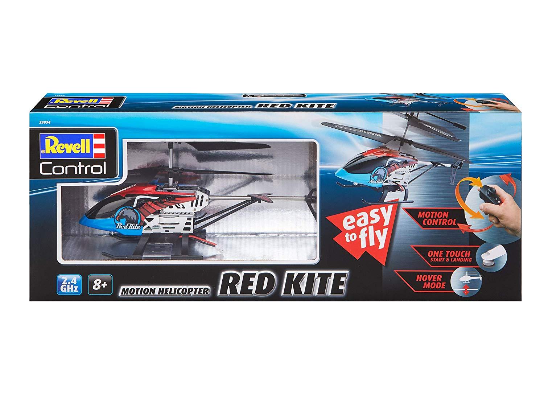 [Carte Magique] Hélicoptère Red Kite