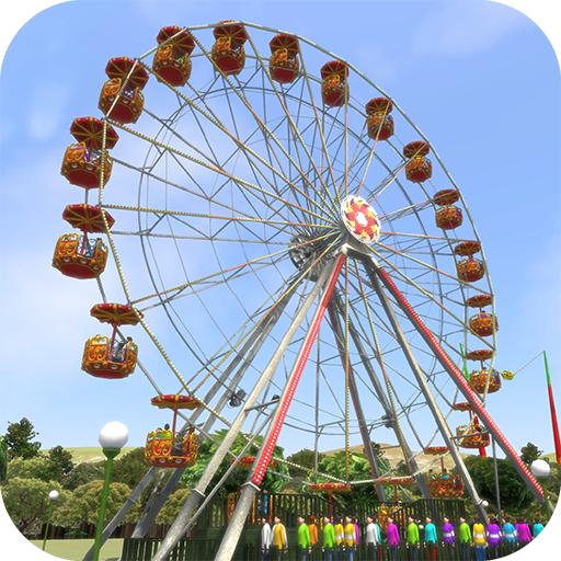 Application Grande roue Parc d'attractions Funfair gratuit sur Android
