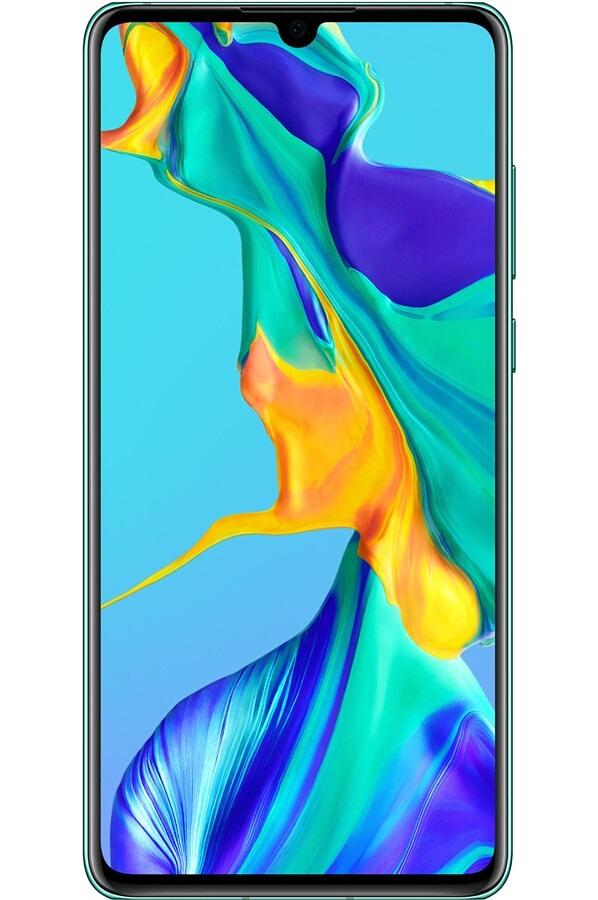 "Smartphone 6.1"" Huawei P30 - FHD+, Kirin 980, RAM 6 Go, 128 Go ROM, Vert"