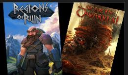 [Possesseurs Asus ROG] Jeux We Are The Dwarves & Regions of Ruin gratuits sur PC (Dématérialisé - Steam)
