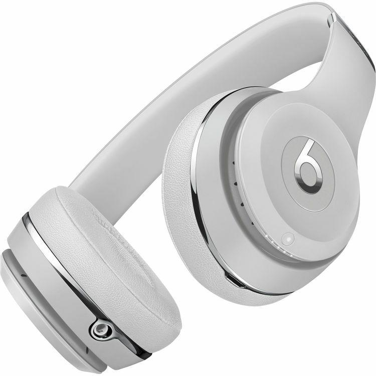 Casque audio sans fil Beats Solo 3 - Argent satiné