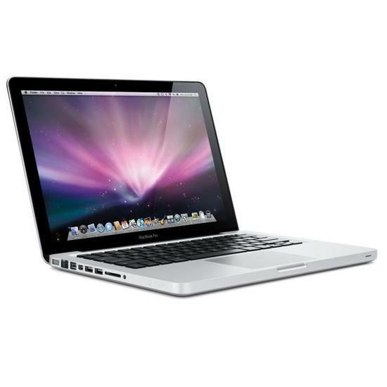 """PC Portable 13"""" Apple MacBook - Core i5 2.5 GHz, HDD 500 Go, RAM 16 Go, AZERTY (Reconditionné - Très bon état)"""