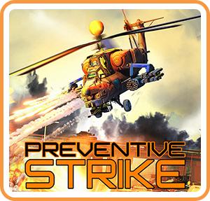 Preventive Strike sur Nintendo Switch (Dématérialisé - eShop US)