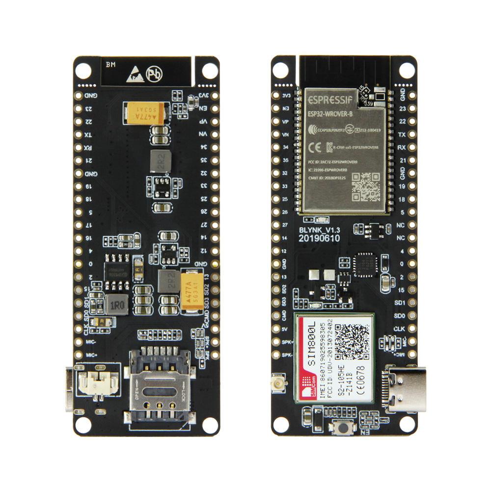 Module TTGO ESP32 Arduino - GPRS, Bluetooth, WIFI