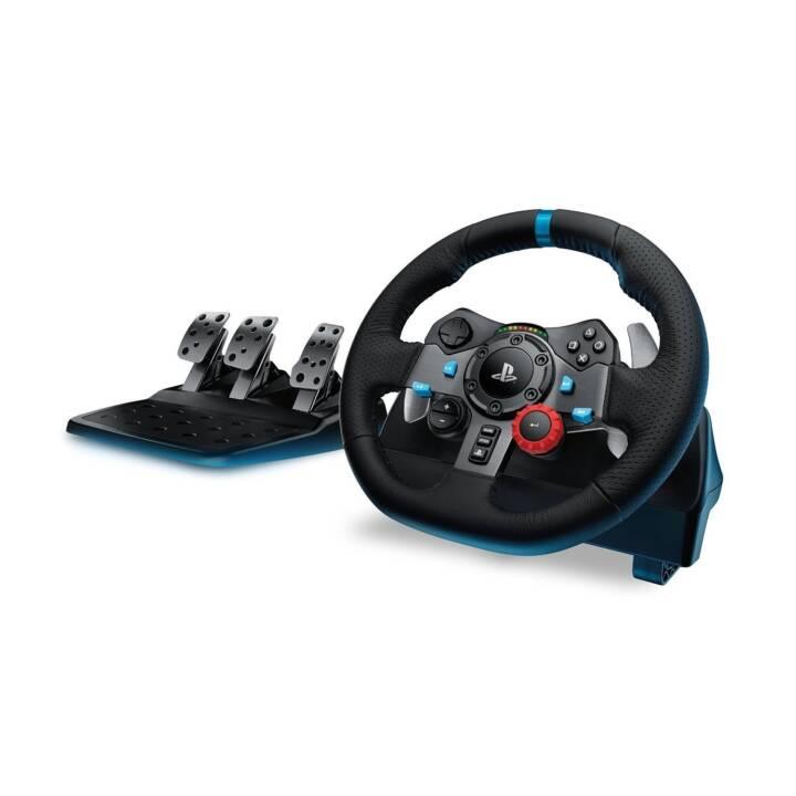 Volant de Course Logitech G29 Driving Force - Compatible PS4, PS3 et PC (Frontaliers Suisse)