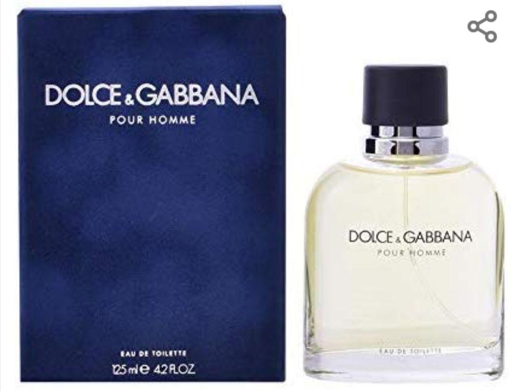 Eau de toilette Dolce Gabbana - 125 ml