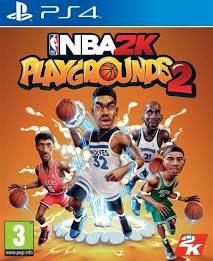 Jeu NBA 2k Playgrounds 2 sur PS4