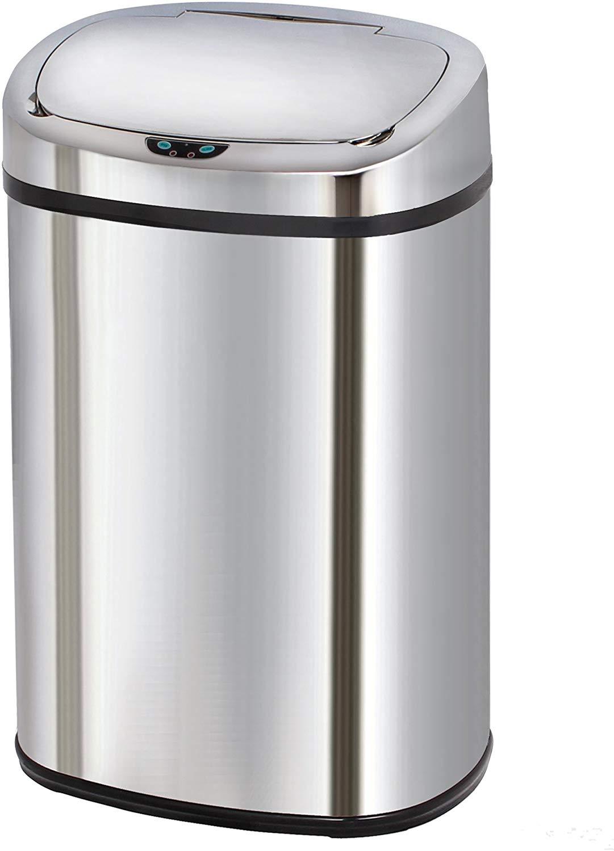 Poubelle automatique Kitchen Move Luxe - 58L
