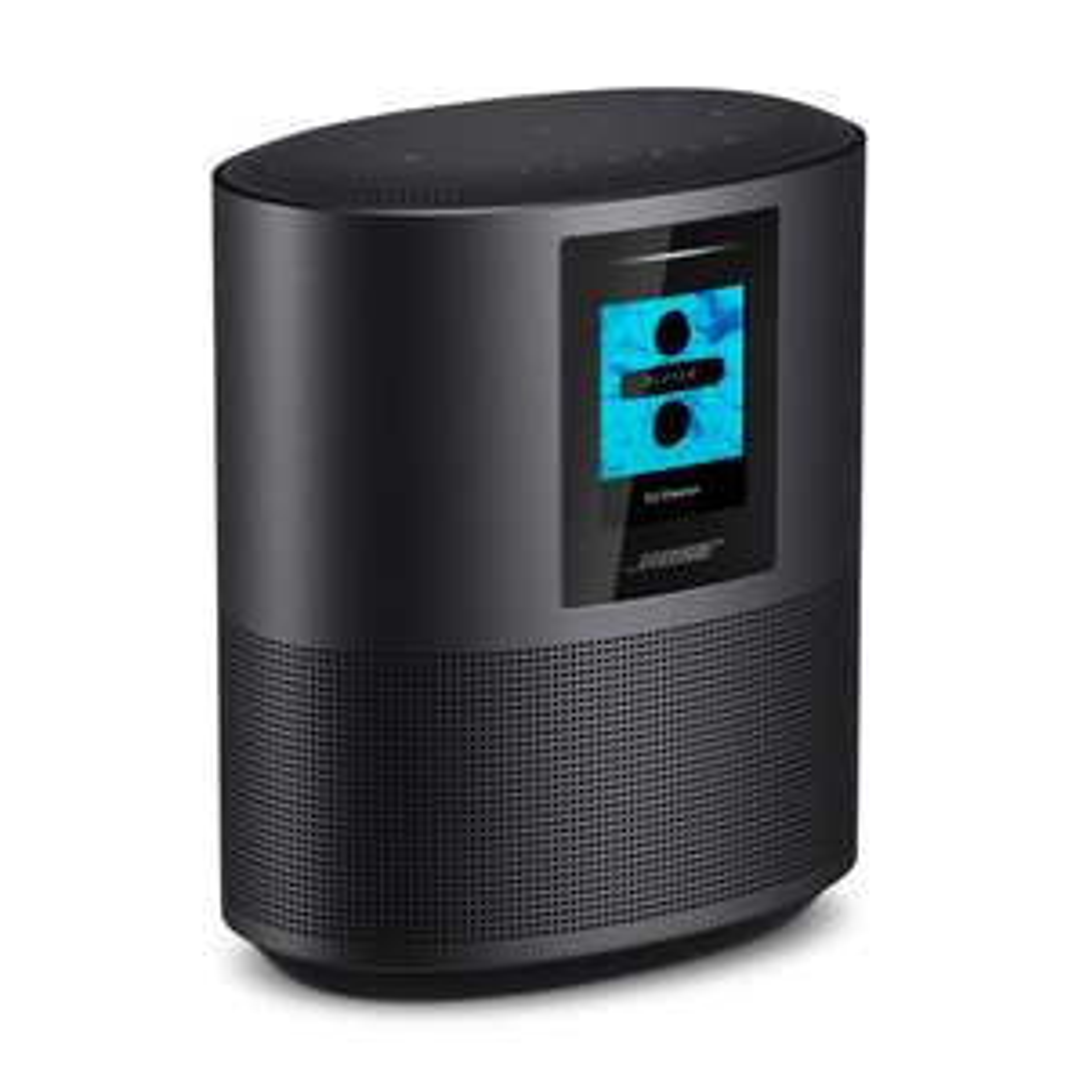 Enceinte connectée bluetooth Bose Home Speaker 500