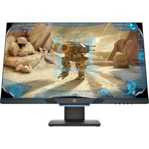 "Ecran PC Gamer 27"" HP 27mx - Full HD, Dalle TN, 144 Hz, 1 ms, FreeSync, Pied ajustable, HDMI/DisplayPort"