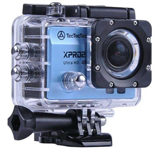 Caméra sportive XPRO2 - 4K (tectectec.com)