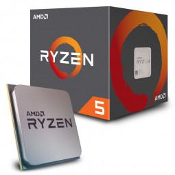 Processeur Ryzen 5 2600 YD2600BBAFBOX - 3.4Ghz