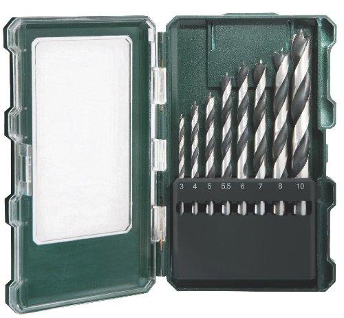 Coffret Metabo de 8 forets à bois (626705000)