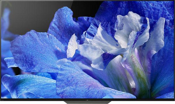 "TV OLED 65"" Sony KD-65AF8 - 4K UHD, HDR Premium, Android TV"