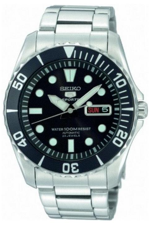 Montre Automatique Seiko 5 SNZF17K1 Sea Urchin pour Hommes