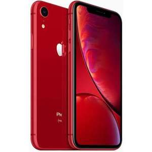 """Smartphone 6.1"""" Apple iPhone XR - 128 Go, Rouge"""