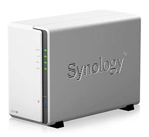 Serveur NAS Synology DiskStation DS218j - 16 To, 2x8To Toshiba N300